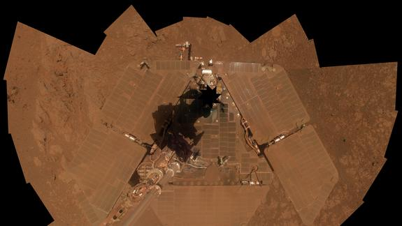 Trailblazing Mars Rover Celebrates 10 Years on Red Planet