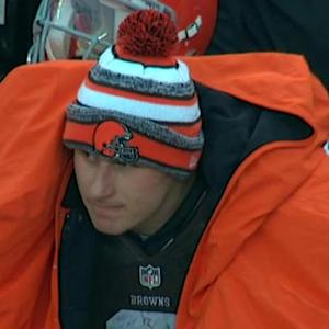NFL NOW: Rosenthal on Manziel: He didn't look like a pro QB