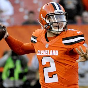 Is Johnny Manziel's time in Cleveland over?