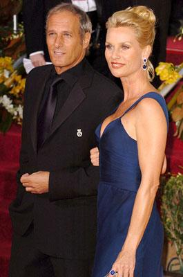 Michael Bolton and Nicollette Sheridan 63rd Annual Golden Globe Awards - Arrivals Beverly Hills, CA - 1/16/05