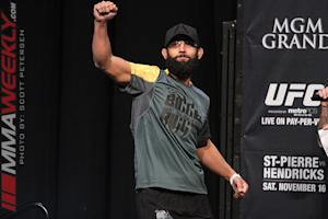 Johny Hendricks and Robbie Lawler Will Fight for Georges St-Pierre's Vacated Belt at UFC 171
