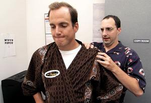 Will Arnett, Tony Hale | Photo Credits: Fox