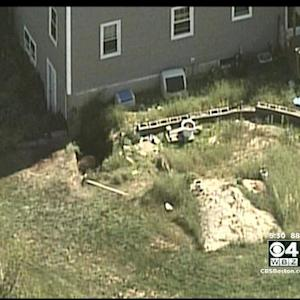 N.H. Man Crushed To Death In His Yard By 6,000-Pound Boulder