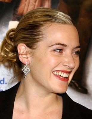 Kate Winslet at the LA premiere of Focus' Eternal Sunshine of the Spotless Mind
