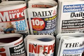 UPDATE: Newspaper Groups Balk At UK Press Reforms; Watchdog Would Oversee Industry And Level Fines