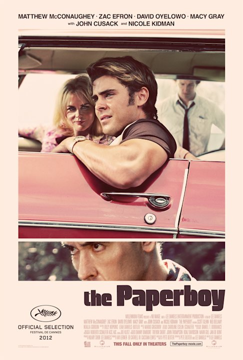 Best and Worst Movie Posters 2012  The Paperboy