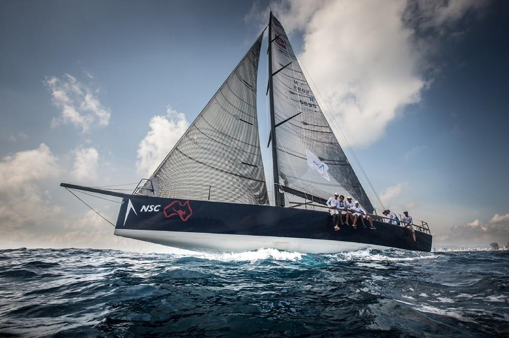 Chinese boat in Sydney-Hobart yacht race for first time