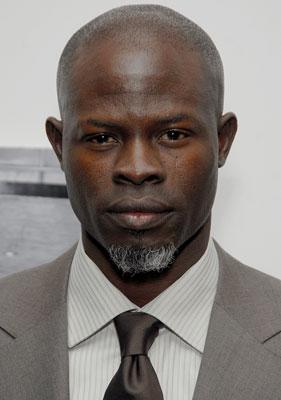 Djimon Hounsou at the New York premiere of Warner Bros. Blood Diamond