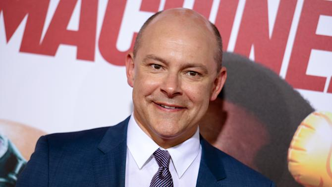 "FILE - In this Feb. 18, 2015 file photo, Rob Corddry arrives at the LA Premiere Of ""Hot Tub Time Machine 2"" in Los Angeles.  Jon Stewart's 16-year-long run as host of ""The Daily Show with Jon Stewart,"" has helped launch comedy careers. After ""The Daily Show,"" he created and starred in the online and TV cult favorite, ""Childrens Hospital."" (Photo by Richard Shotwell/Invision/AP, File)"