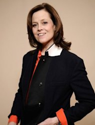 "Actress Sigourney Weaverat the 2012 Sundance Film Festival on January 21 in Park City, Utah. Spanish film director Rodrigo Cortes, 39, shot his latest picture ""Red Lights"" with Hollywood stars Robert De Niro and Weaver, in English mostly in Barcelona. He chose English and the Hollywood stars to maximise its appeal, he said"