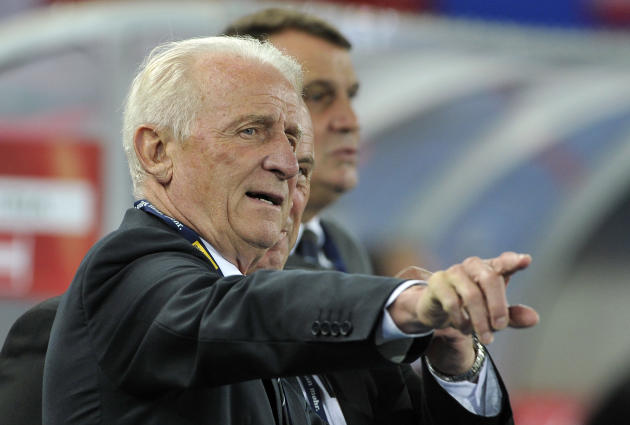 Giovanni Trapattoni out as Ireland coach