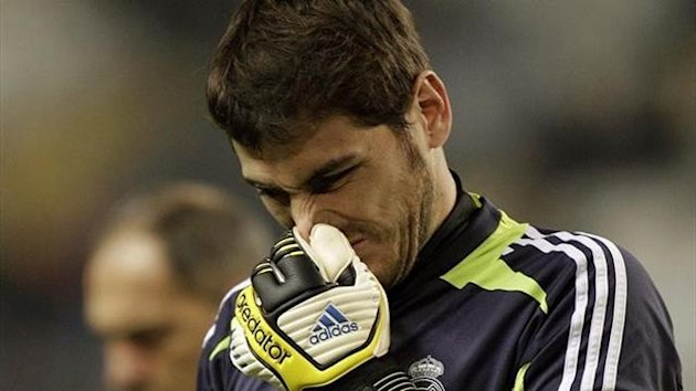 2012/2013: Iker Casillas (Real Madrid)