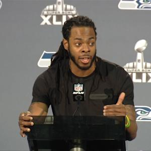 Richard Sherman Has Something To Tell You About Student Athletes