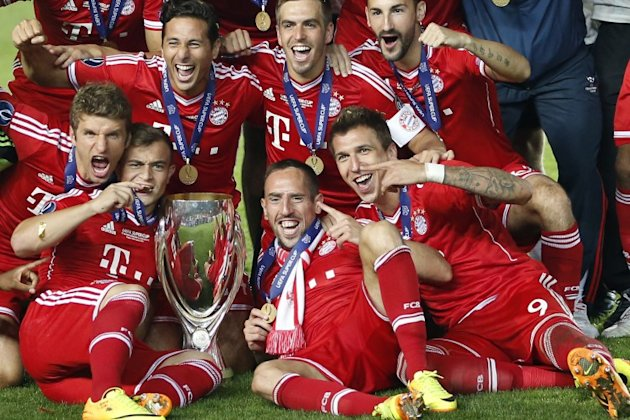 Bayern dominate Ballon D'Or nominations