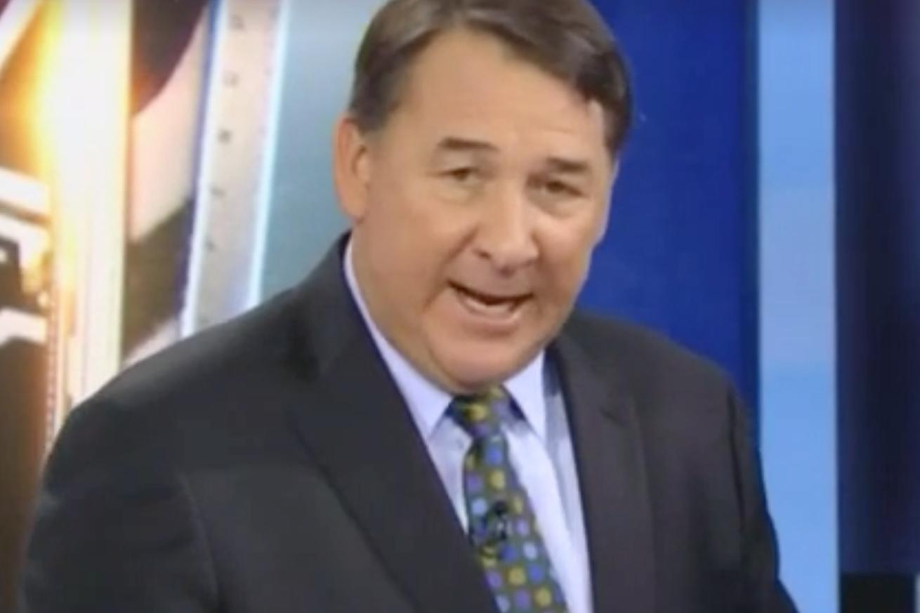 NBC analyst Mike Milbury does not know how the NHL playoffs work