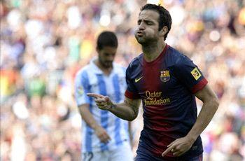 Manchester United target Fabregas set for talks to clarify Barcelona future