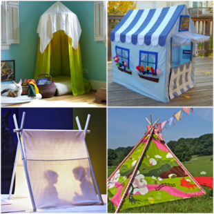 7 Imaginative Hideouts for Kids
