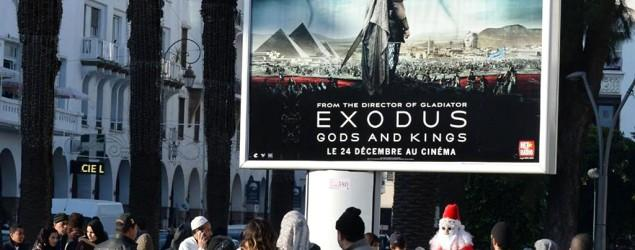 Egypt bans biblical film 'Exodus: Gods and Kings'