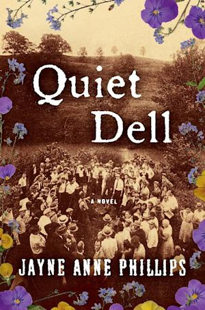 """This book cover image provided by Scribner shows """"Quiet Dell,"""" by Jayne Anne Phillips. The novel revisits the case of a killer who found victims through lonely hearts ads. (AP Photo/Scribner)"""