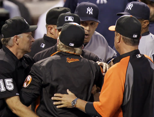 Tillman takes charge as Orioles beat Yankees 4-2