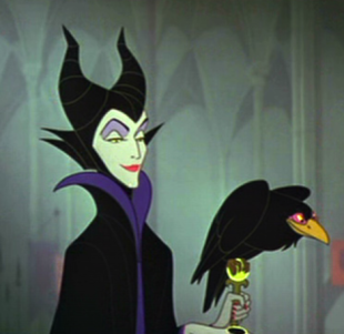 The original Maleficent. Photo courtesy of Disney Filming began in ...
