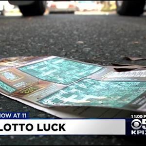 California Lottery Sellers Are Some Of The Biggest Prize Winners
