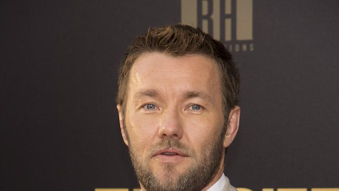 """Joel Edgerton attends the premiere of """"The Gift"""" in Los Angeles"""