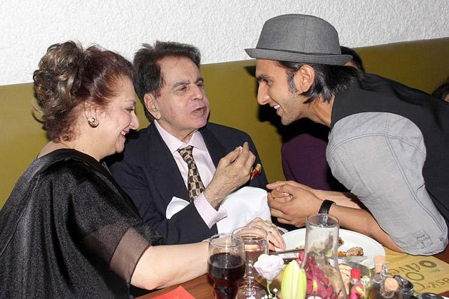 Dilip Kumar celebrates his 90th birthday