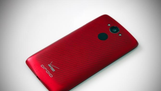 The Droid Turbo's battery is just as beastly as you expected