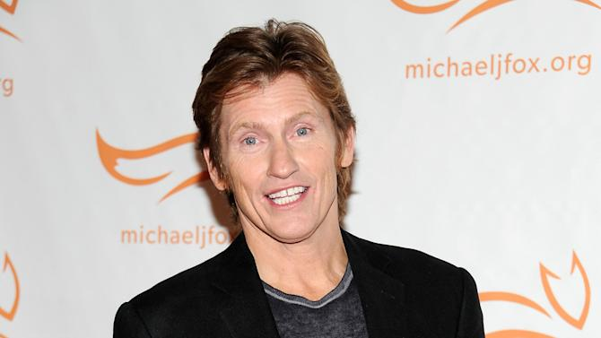 """FILE - This Nov. 10, 2012 file photo shows actor Denis Leary at """"A Funny Thing Happened on the Way To Cure Parkinson's"""" Michael J. Fox Foundation for Parkinson's Research benefit  in New York. Leary wrote and produced the series """"Sirens,"""" one of the first original comedy series coming to USA Network.  (Photo by Evan Agostini/Invision/AP, file)"""