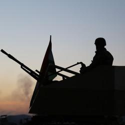 Iraqi Kurds Liberate Hundreds Trapped By ISIS On Sinjar Mountain