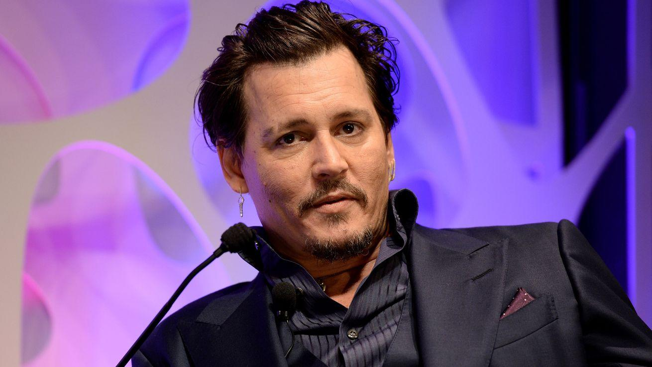 Johnny Depp joins The Invisible Man in main role