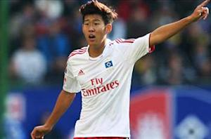 Leverkusen closing in on Son