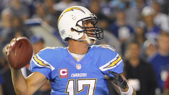 Rivers intent on getting Chargers above .500
