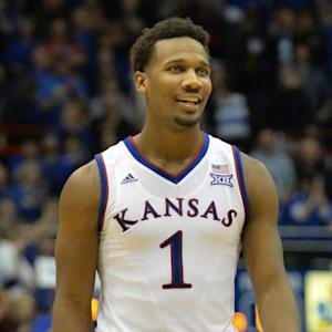"Big 12 Big Plays: Kansas' Wayne Selden, Jr. Says ""Not In My House"""