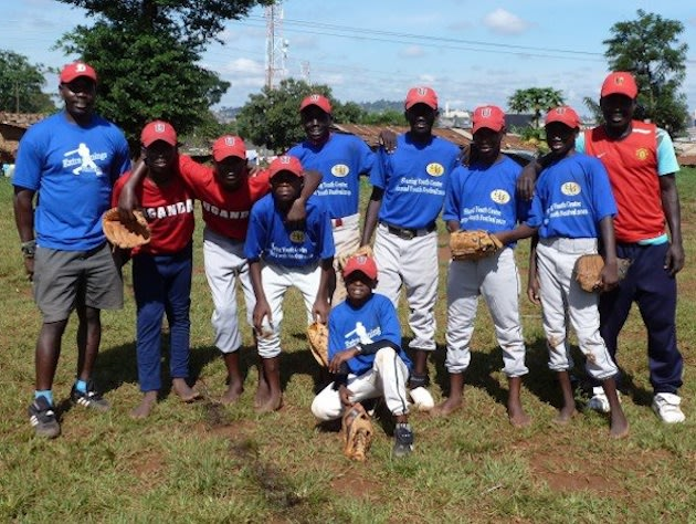 The Reverend John Little League Program in Kampala, Uganda — Facebook