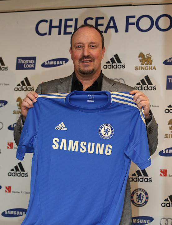 Chelsea interim manager Rafael Benitez insists he is not bothered with a short-term deal