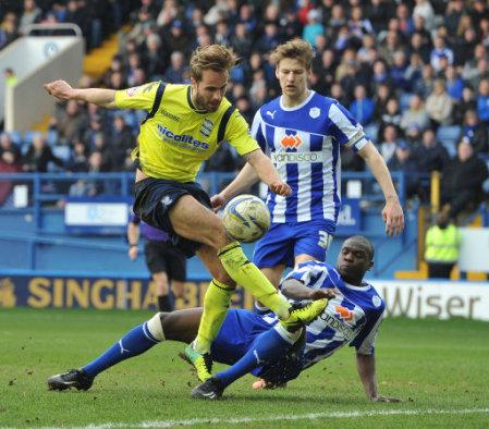 Soccer - Sky Bet Championship - Sheffield Wednesday v Birmingham City - Hillsborough