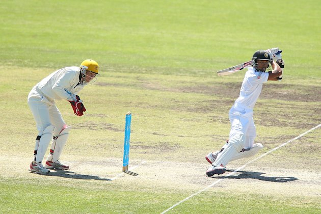 Chairman's XI v Sri Lanka - Day 3