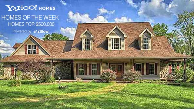 homes of the week 500k
