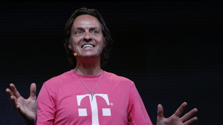 T-Mobile's next move: Shame AT&T and Verizon into ditching data overage fees