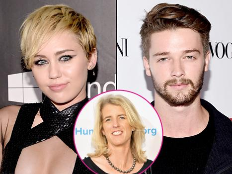 Miley Cyrus Dating Patrick Schwarzenegger: What Rory Kennedy Thinks