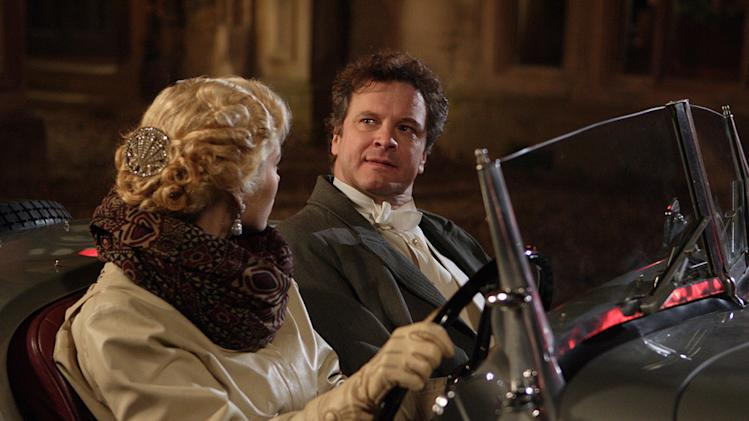 Easy Virtue Sony Pictures Classics Production Photos 2009 Jessica Biel Colin Firth