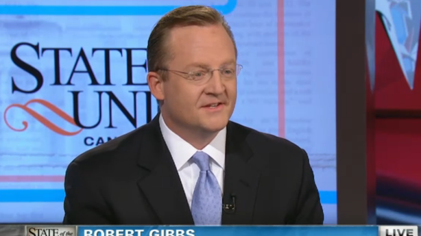 Romney's No Muggle: Gibbs Thinks His Debate Performance Was Magical