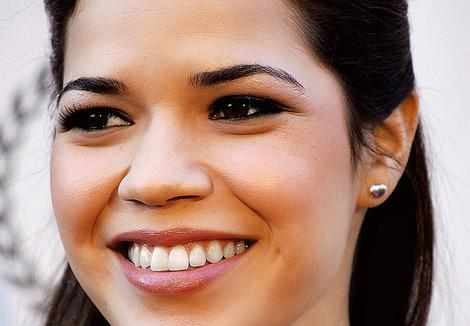 America Ferrera was stunning at her wedding!