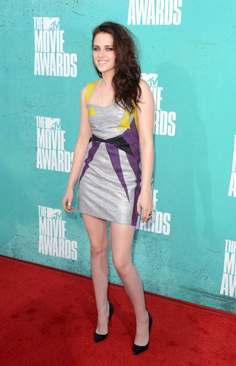 2012 MTV Movie Awards - Arrivals
