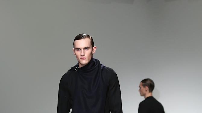 Lee Roach: Catwalk - London Collections: MEN AW13