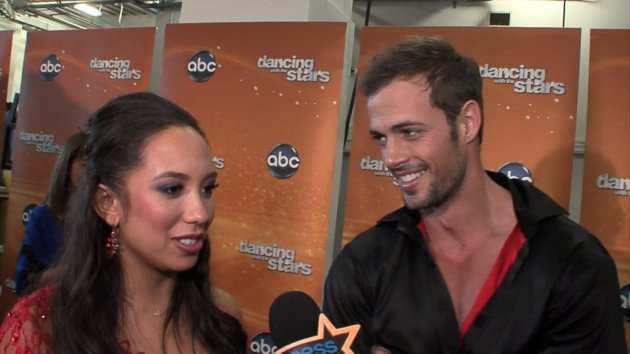 Cheryl Burke and William Levy …