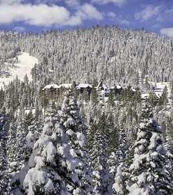 """Hit the Slopes"" Lodging and Ski Package Returns to The Ritz-Carlton, Lake Tahoe"