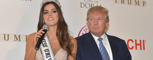 Miss Universe opens up about Donald Trump feud